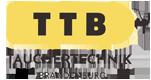 Tauchertechnik Brandenburg Logo